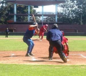 Jóvenes talentos llenos de deseos de jugar beisbol lo hicieron en el Sub-23 Nacional… lo que estaba vacío era el graderío, excepto Camagüey y Artemisa